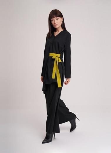 Mizalle Kimono Siyah
